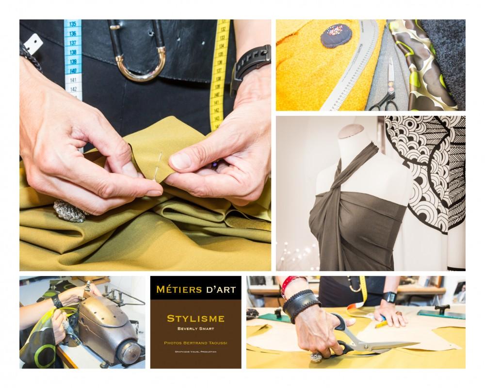 Stylisme et couture artisanale